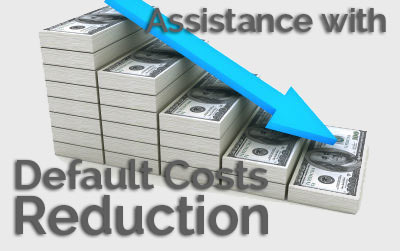 Assistance with Default Costs Reduction